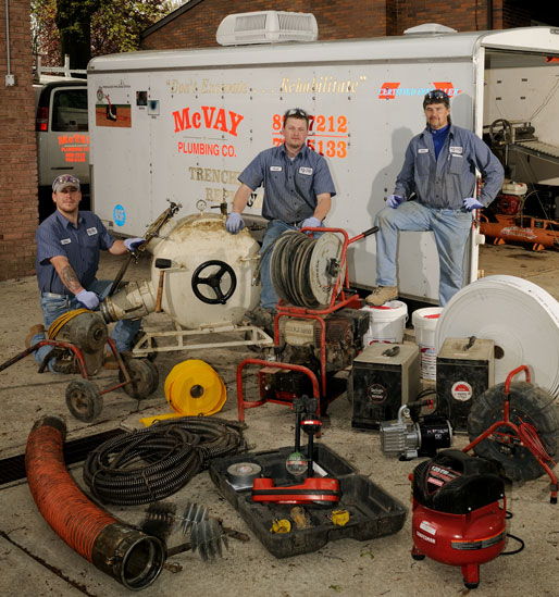 mcvay plumbing company inc breathes new life into pipeline rehab