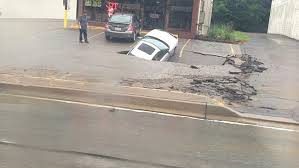 Sinkholes Are Going To Be A Part Of Everyday Life