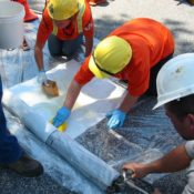 Pittsburgh, are you looking methods to repair mainline without lining manhole- to- manhole?